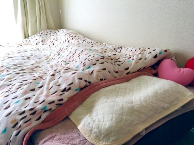 寝る環境を改善する