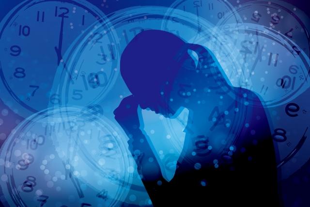 不眠症の治し方をご説明!不眠の原因と種類を知って正しい方法を!
