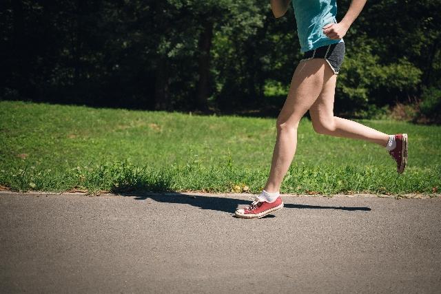 体を動かす運動を行う
