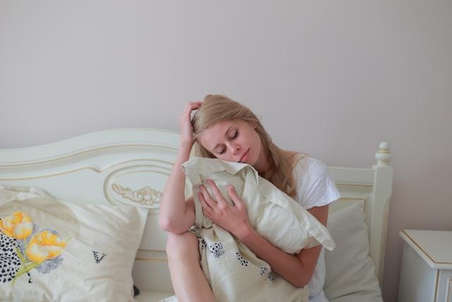 眠いのに眠れない不眠症が1番キツい!