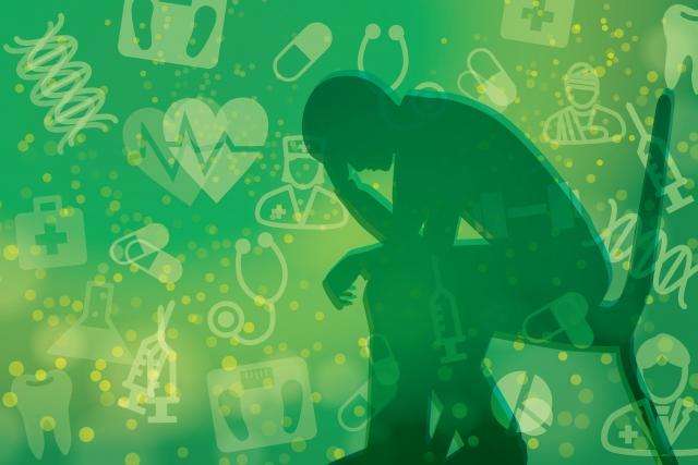不眠症で働けないときは不安で押しつぶされそうになる